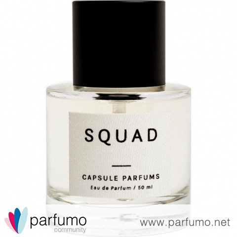 Squad by Capsule Parfums