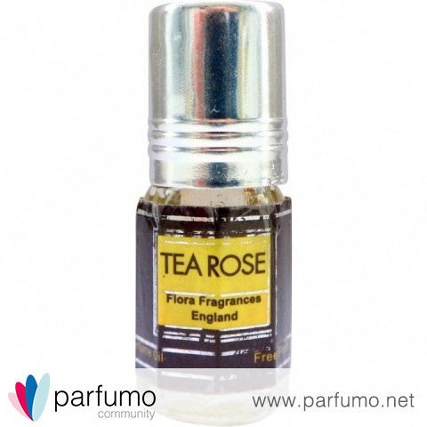 Tea Rose von Flora Fragrances