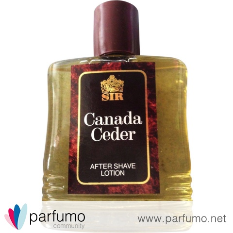 Sir - Canada Ceder (After Shave) by 4711