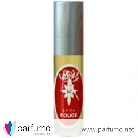 Geisha Rouge by aroma M
