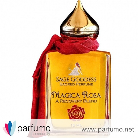 Magica Rosa by The Sage Goddess