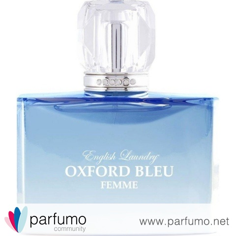 Oxford Bleu Femme von English Laundry