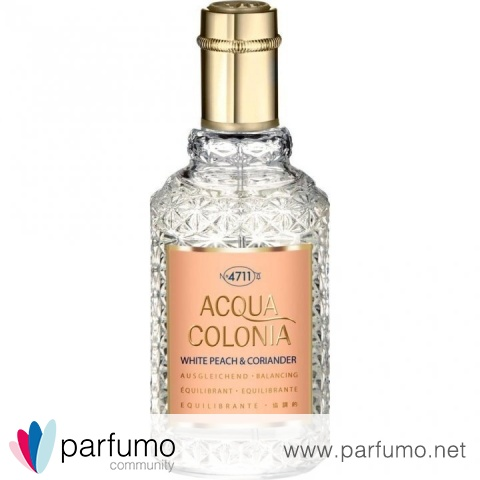 Acqua Colonia White Peach & Coriander (Eau de Cologne) von 4711