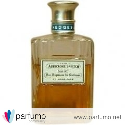 Hedges (Cologne) by Abercrombie & Fitch