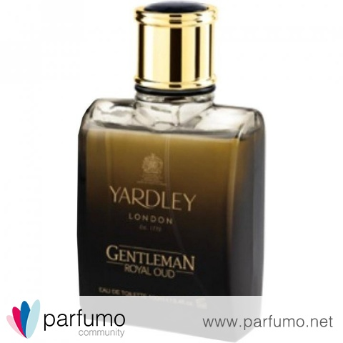 Gentleman Royal Oud by Yardley