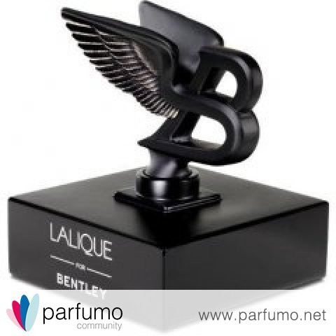 Lalique for Bentley Black Crystal Edition by Bentley
