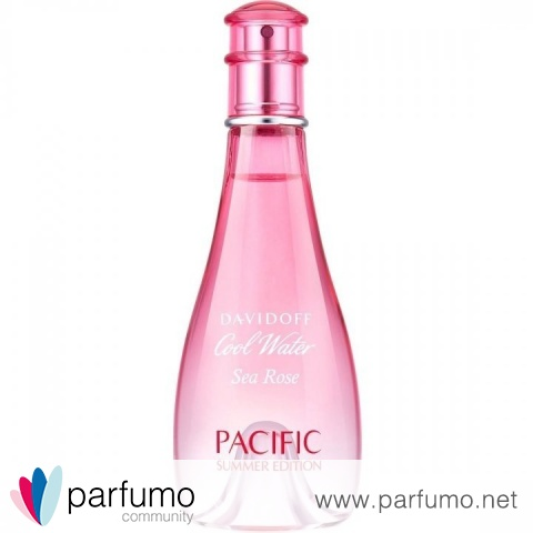 Cool Water Sea Rose Pacific Summer Edition