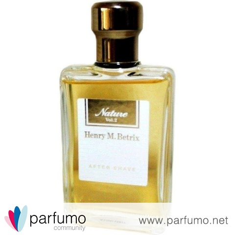 Nature Vol. 2 (After Shave) by Henry M. Betrix