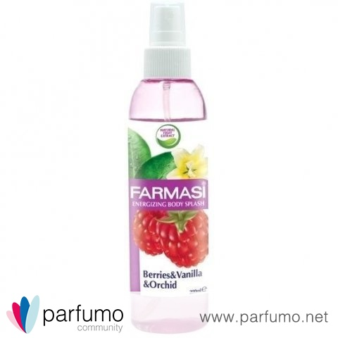 Berries & Vanilla & Orchid by Farmasi