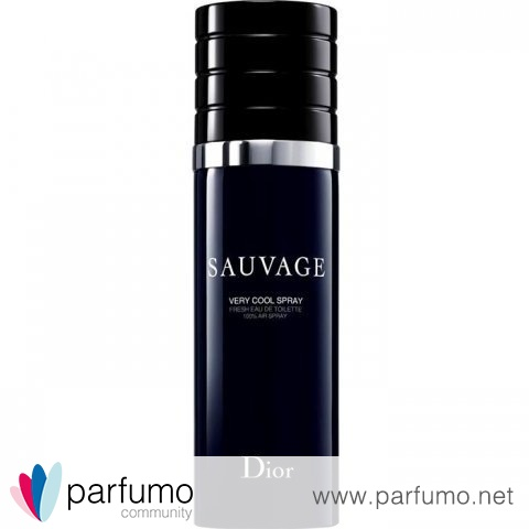 Sauvage Very Cool Spray von Dior