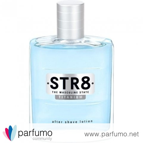 Titanium (After Shave Lotion) by STR8