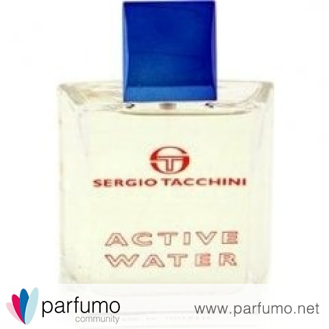 Active Water (After Shave Lotion) by Sergio Tacchini