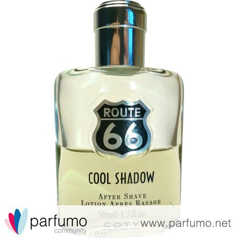 Coty - Route 66 Cool Shadow After Shave   Duftbeschreibung