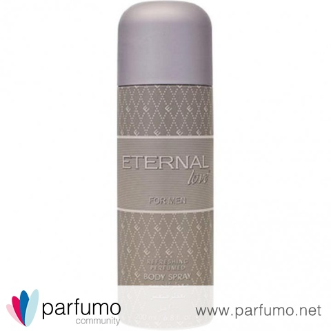 Eternal Love for Men (Body Spray) by Eternal Love