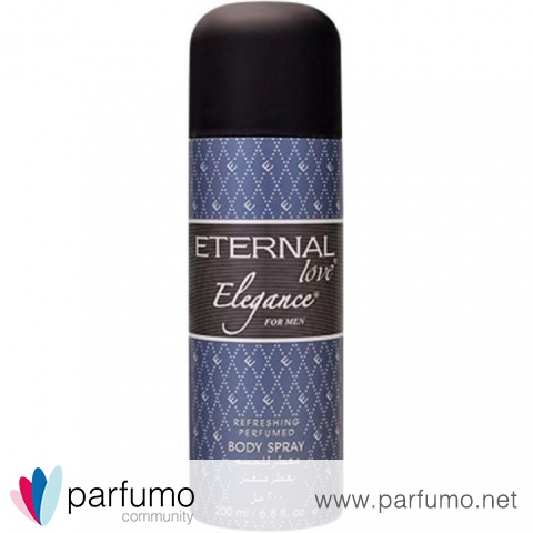 Elegance for Men (Body Spray) von Eternal Love