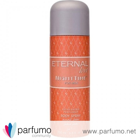 Nighttime for Men (Body Spray) by Eternal Love