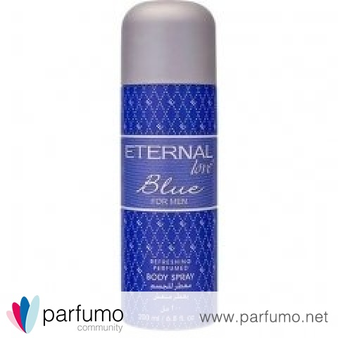 Blue for Men (Body Spray) by Eternal Love