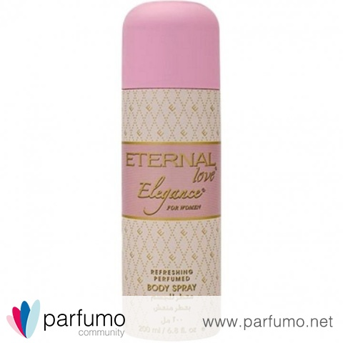 Elegance for Women (Body Spray) by Eternal Love