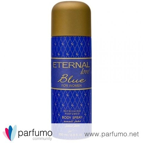 Blue for Women (Body Spray) von Eternal Love