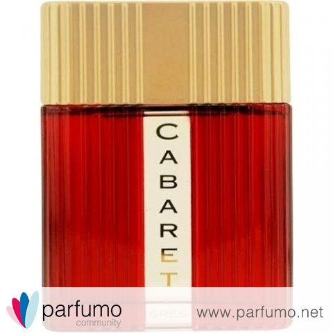 Cabaret Homme (After Shave Lotion) by Grès