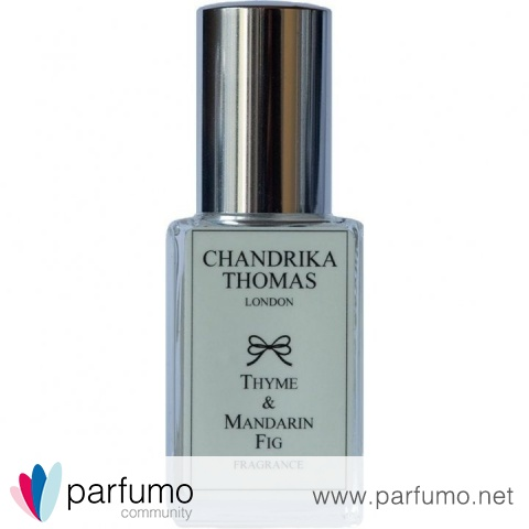 Thyme & Mandarin Fig von Chandrika Thomas