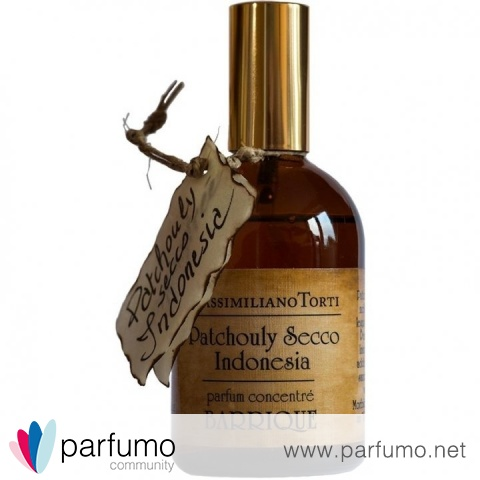 Patchouly Secco Indonesia by Massimiliano – Il Profumiere