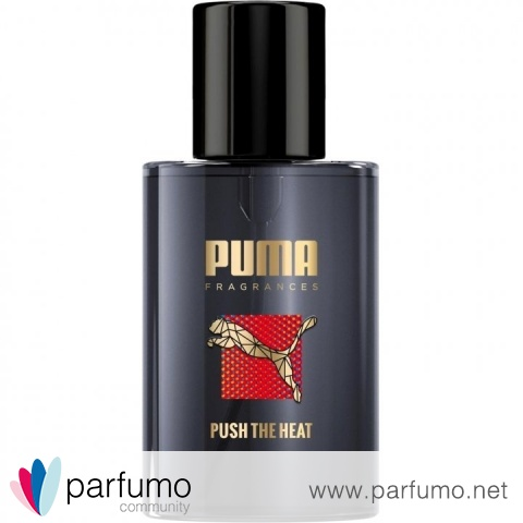Push the Heat - Mysterious & Sensual by Puma