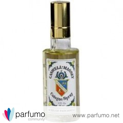 Aura of Patchouli by Caswell-Massey