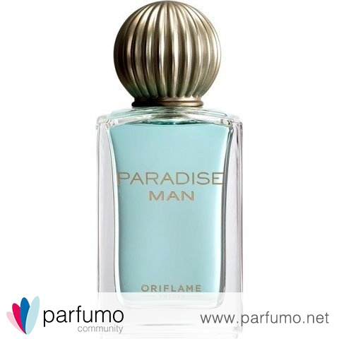 Paradise Man by Oriflame