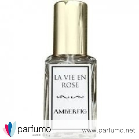 La Vie En Rose by Amberfig