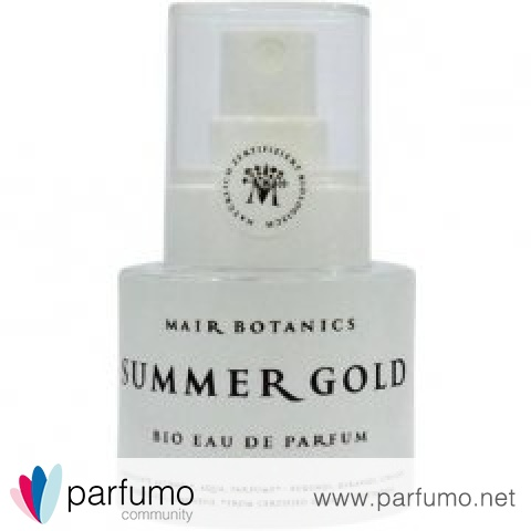 Summer Gold by Mair Botanics