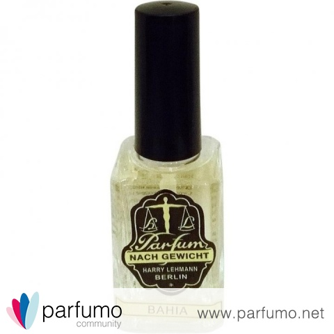 Bahia by Parfum-Individual Harry Lehmann