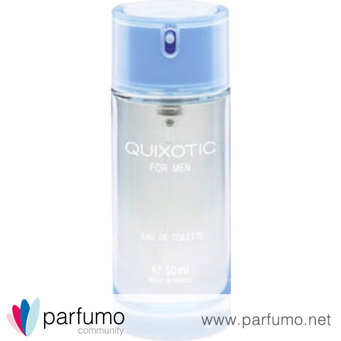 Quixotic for Men by Amway