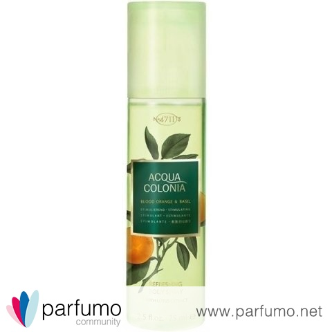 Acqua Colonia Blood Orange & Basil (Bodyspray) von 4711