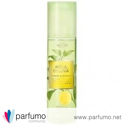 Acqua Colonia Lemon & Ginger (Bodyspray) by 4711