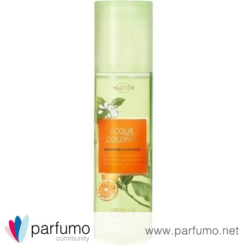 Acqua Colonia Mandarine & Cardamom (Bodyspray) by 4711