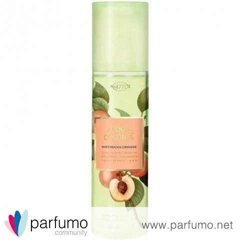 Acqua Colonia White Peach & Coriander (Bodyspray) by 4711