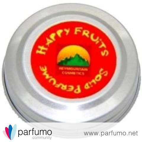 Happy Fruits von Heymountain Cosmetics