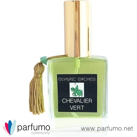 Chevalier Vert by Olympic Orchids Artisan Perfumes