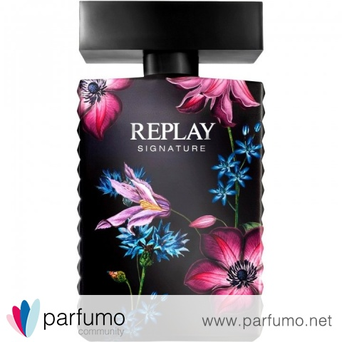Signature for Woman by Replay