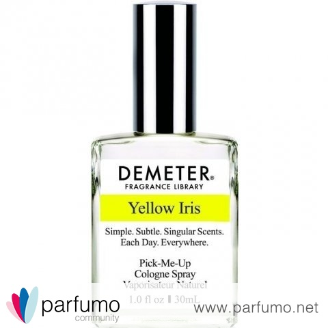 Yellow Iris von Demeter Fragrance Library / The Library Of Fragrance