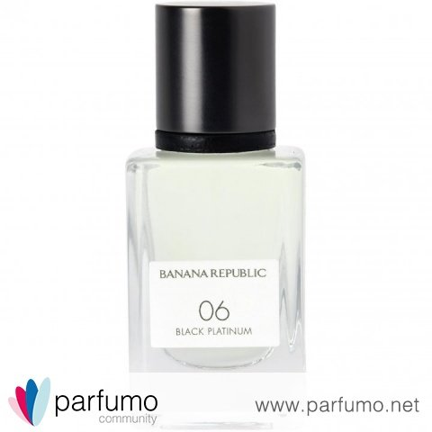 06 Black Platinum by Banana Republic