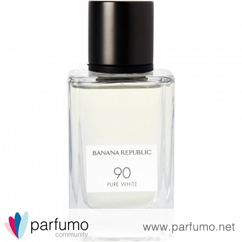 90 Pure White by Banana Republic