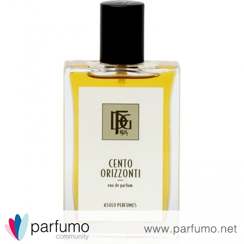 Asolo Perfumes - Cento Orizzonti by DFG 1924