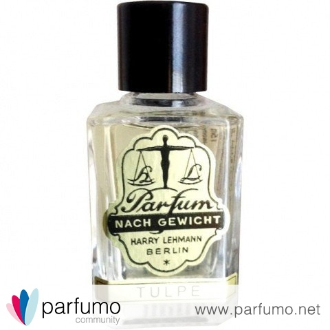 Tulpe by Parfum-Individual Harry Lehmann