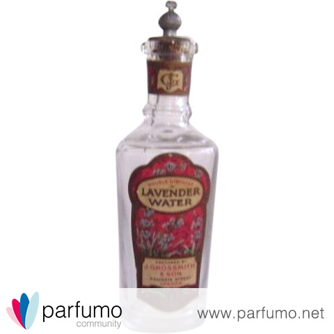 Lavender Water by Grossmith