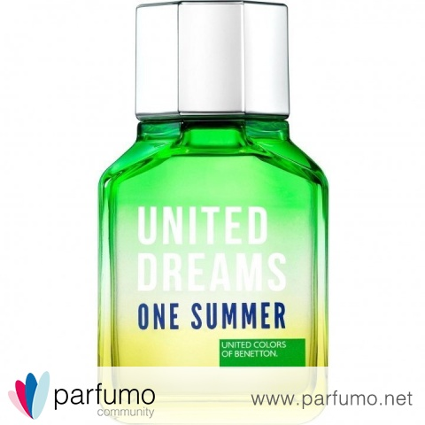 United Dreams - One Summer by Benetton