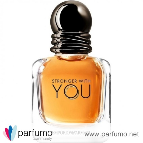 Emporio Armani - Stronger With You by Giorgio Armani