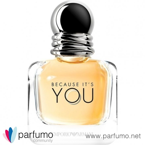Emporio Armani - Because It's You