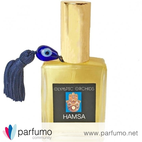 Hamsa by Olympic Orchids Artisan Perfumes